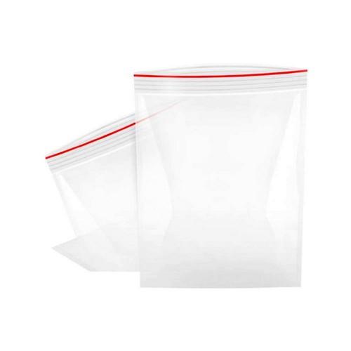 Saco em Plástico Zip para Documentos
