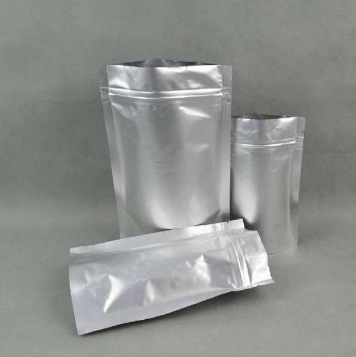Saco Plástico Zip Lock Metalizado para Empresas