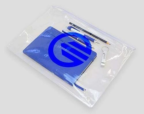 Sacos Personalizados Zip Lock de Documentos