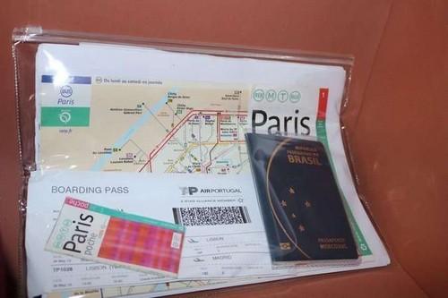 Sacos Plásticos Zip Lock para Documentos
