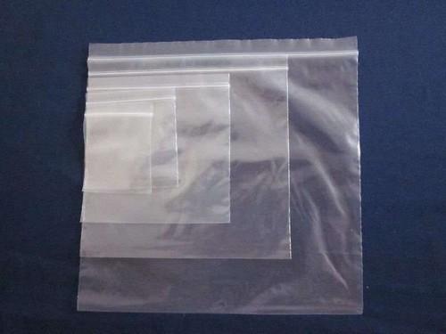 Sacos Zip Lock de Plástico Liso