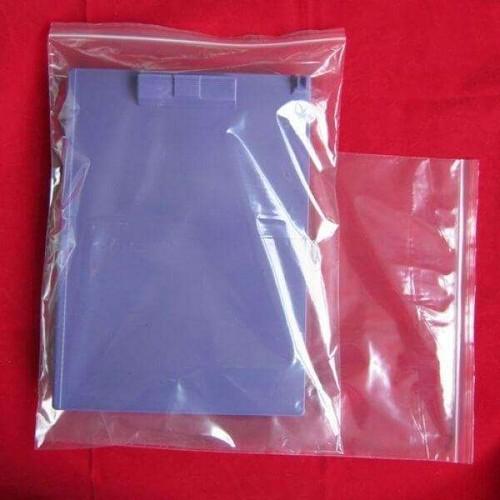 Sacos Zip Lock de Roupas em Plástico