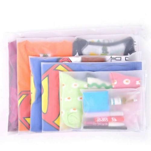 sacos zip lock para confecção plástico